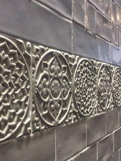 Decorative tile in g