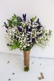 Fragrant Bouquet Of Baby's Breath With Eucalyptus And Lavender - Download From Over 61 Million High Quality Stock Photos, Images, Vectors. Sign up for FREE today. Image: 58391049