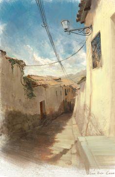 Cusco - my Birthday! by LucasParolin.deviantart.com on @deviantART