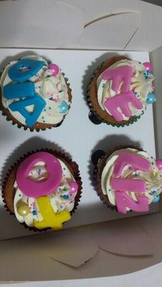 Cupcakes feliz dia de la mujer