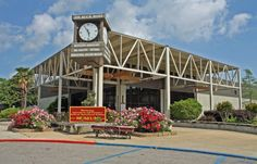 Don't let the name fool you, the Agriculture and Forestry Museum in Jackson focuses on much more than farming.