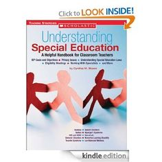 This helpful resource includes definitions and characteristics of 16 challenges students may face, including autism, dyslexia, emotional disorders, and being gifted and talented. Important issues such as privacy and eligibility are discussed, and information on Individualized Education Programs (IEPS) are covered. Up-to-date lists of organizations—with web sites, addresses, and phone numbers, are also provided.