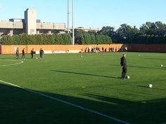 #ZipsGameday photo Akron Men's Soccer at Bowling Green State University