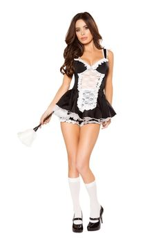Maid Halloween, Cheap Halloween Costumes, Halloween Dress, Christmas Costumes, Halloween 2019, Halloween Party, French Maid Dress, French Maid Costume, Halloween Outfits For Women