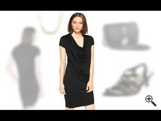 Outfit of the Day... http://www.fancybeast.de/kleid-mit-wasserfallausschnitt-outfit-of-the-day/ #Wasserfallausschnitt #Kleider #Outfit #OutfitoftheDay #Dress #Cocktailkleider Warum Sophie dieses Kleid mit Wasserfallausschnitt zu ihren Outfit of the Day wählte, musst du sehen