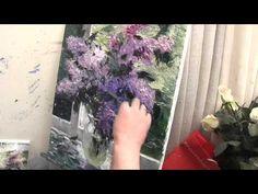 Сирень у окна, уроки малом для взрослых, начинающих в Москве, Сахаров - YouTube