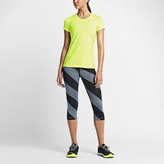 Nike Pro Printed Women's Training Capris. Nike Store