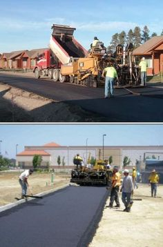 Blackjack Paving is a reliable asphalt paving contractor that provides quality asphalt laying services and concrete repairs. They will leave you pleased with their work.