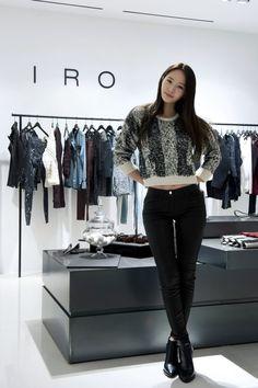 Krystal f(x) IRO Store