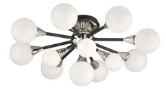 danish modern light fixtures flush mount - Google Search