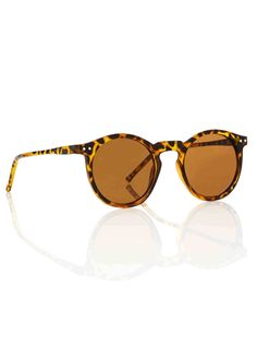 OMalley Round Tortoise Glasses - Brown Lens X American Deadstock by AmericanDeadstock #AmericanDeadstock http://ift.tt/18WdT9V