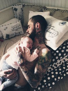 He'll be this kind of dad