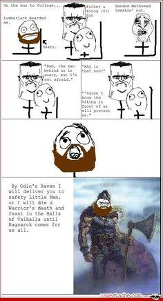 By Thaila Ankara on Ragestache. Thaila, you're my new hero :) (Favorite Meme Hilarious)
