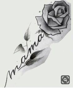 Forarm Tattoos, Skull Tattoos, Rose Tattoos, Flower Tattoos, Black Tattoos, Girl Tattoos, Family Tattoo Designs, Tattoo Designs For Girls, Family Tattoos
