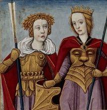 Interesting Pretties: Boccaccio's Famous Women