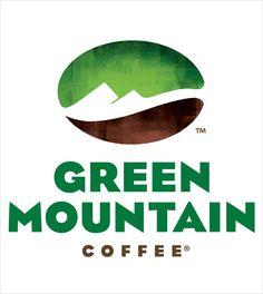 U.S. Coffee Brand 'Green Mountain' Unveils New Look - Logo Designer