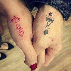 Print tattoos, fish tattoos, cool tattoos, best couple tattoos, cute co Tribal Tattoos, Ems Tattoos, Tattoos Geometric, Tattoos Skull, Trendy Tattoos, Sleeve Tattoos, Cool Tattoos, Print Tattoos, King Queen Tattoo