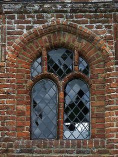 vmburkhardt:  vmburkhardt: Sissinghurst Window (by Phil @ Delfryn Design)