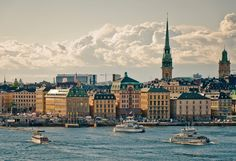 Study reveals the 10 most livable cities in the world - Stockholm, Sweden