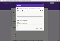 This blog post includes tips for using Google Forms in the classroom. Learn how to create assignments, edit questions, video data and more! These free Google Forms video tutorials for teachers will save you time! #MathTechConnections Upper Elementary Resources, Primary Resources, Elementary Math, Teacher Resources, Google Classroom Tutorial, Math Classroom, Classroom Ideas, Powerpoint Tips, Technology Lessons