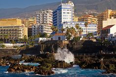 Un paseo por el Puerto de la Cruz en Tenerife