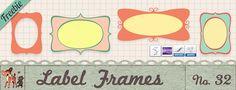New Free Frame Borders Clipart, Vectors, Custom Shapes & Brushes