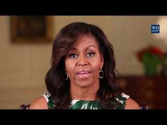 First Lady Michelle Obama Announces the Winner of the Reach Higher Career App Challenge - YouTube