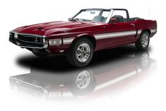 1969 Ford Shelby Mustang GT500 Convertible 428 4 Speed