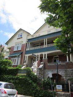 Glenferrie Lodge, Kirribilli, Sydney - family rooms $219