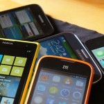 """Gfk: """"Smartphone verkoop stijgt naar recordhoogte"""""""