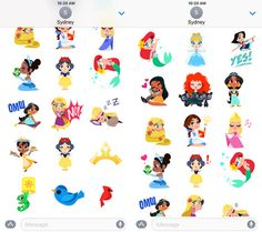 40 Awesome iMessages Sticker Packs for iOS 10