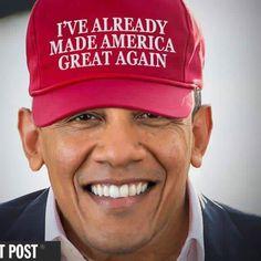 Funniest Barack Obama Memes: Obama Already Made America Great Again