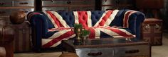 Union Jack Couch