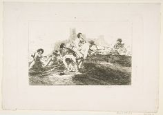 Goya (Francisco de Goya y Lucientes) | Plate 24 from 'The Disasters of War' (Los Desastres de la Guerra):' They can still be of use.' (Aun podrán servir) | The Met