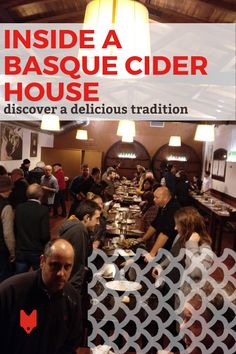 If there's anything that should be on your foodie bucket list, it's visiting a cider house in San Sebastian (or anywhere in the Basque Country, really). More than just an average bar, these spots offer a full experience: the famous txotx, a traditional menu of incredible food, and of course, cider! Come find out why visiting cider houses is one of our favorite things to do in Donostia. Cider House, Spanish Culture, Basque Country, Seville, Spain Travel, Foodie Travel, Granada, Street Food, Traveling By Yourself