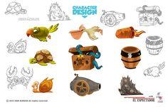 character_design_propuestas_6 | Flickr: Intercambio de fotos