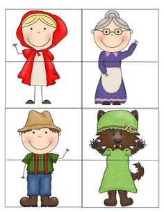 Related Posts:Little Red Riding Hood ActivitiesLittle red riding hood craft ideasPuppet craft and project ideasLearning color activities Red Riding Hood Story, Little Red Ridding Hood, Fairy Tale Theme, Fairy Tales, Fairy Tale Activities, Story Sack, Nursery Rhymes, Preschool Activities, Color Activities