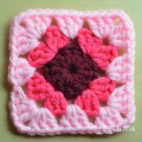 How To Crochet A Basic Granny Square How to crochet a granny square. How To Cro. How To Crochet A Basic Granny Square How to crochet a granny square. How To Crochet A Basic Granny Crochet Granny Square Beginner, Granny Square Tutorial, Sunburst Granny Square, Granny Square Blanket, Granny Square Crochet Pattern, Crochet Squares, Crochet Basics, Crochet Motif, Crochet Patterns