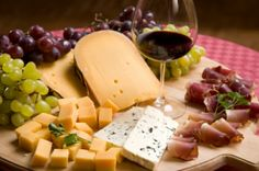 find out which wines and cheese pair together best!