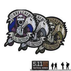 5.11 BREACHER patch