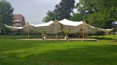 One of our valued customers has sent through his tents all set up and using our guttering system for his event.... it looks spectacular!