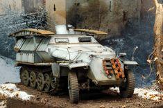 Sd.Kfz. 251/7 Ausf.C