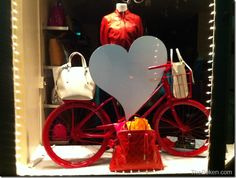 Hoboken Retail Window #Display for #Valentines Day