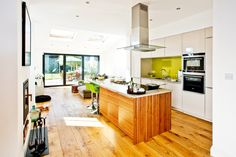 Extending a narrow kitchen | Real Homes