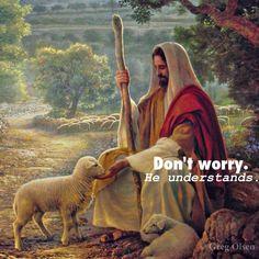 Jesus Christ - the Shepherd