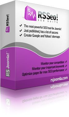 RSSeo is the standard SEO Component included with The Thalo Creative Ideal Install