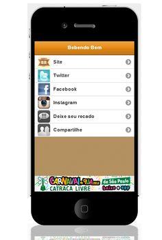 Bebendo Bem lança aplicativo para Android e iPhone |