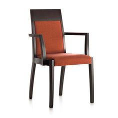 beautiful and well crafted dining arm chair. Italain furniture available at The Loft Asia a click away www.theloftasia.com