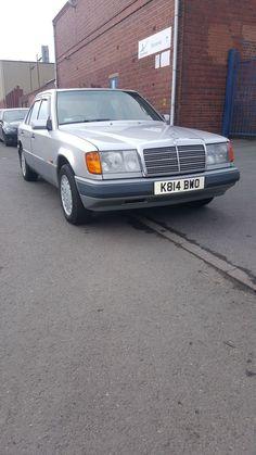 eBay: 1992 Mercedes Benz E200 CLASSIC BARN FIND #classiccars #cars