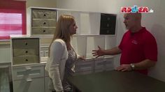 1 Zimmer Appartement clever einrichten Organization, Organizing, Youtube, Flat Screen, Small Homes, Mini, Small Condo, Tips And Tricks, Hallways